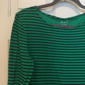 J. Crew long sleeve top
